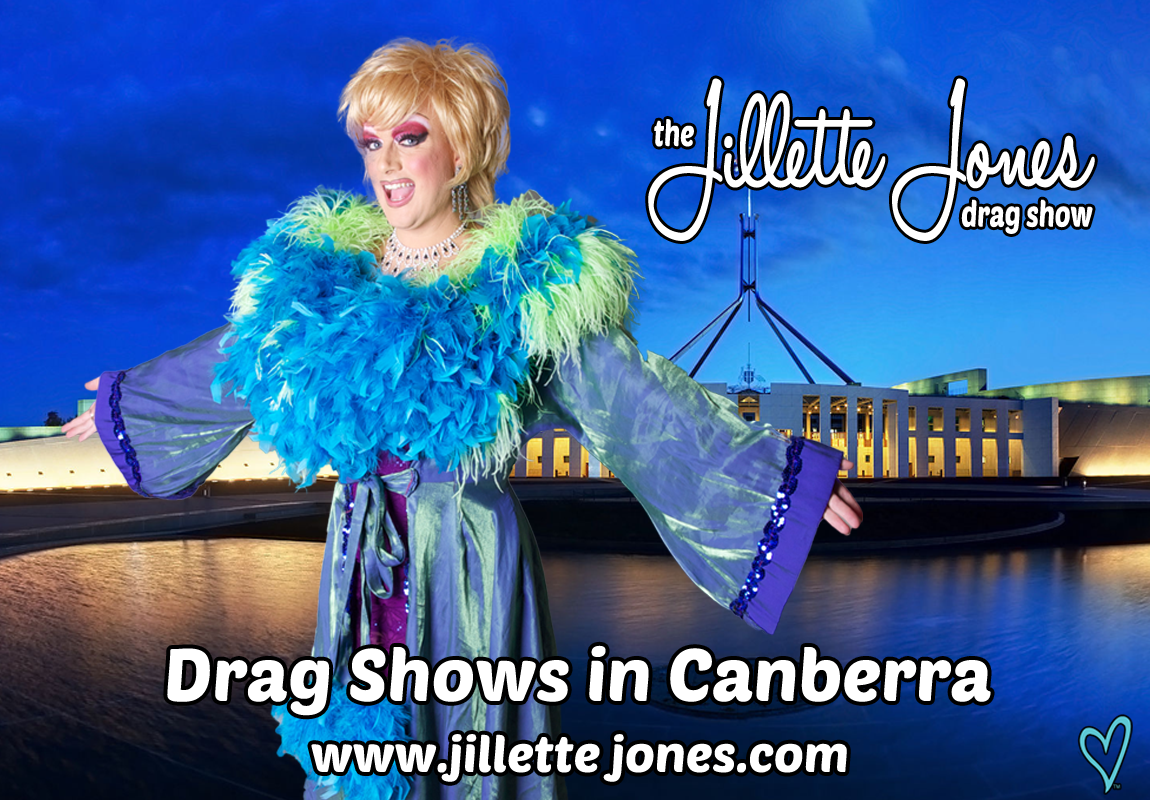 The Jillette Jones Drag Show