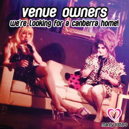 Canberra Venue Owners